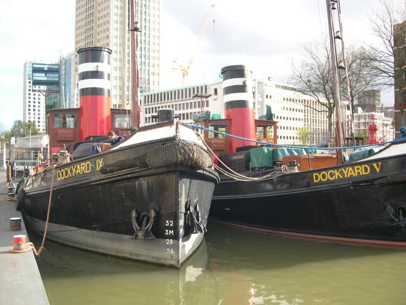 2006 Dockyard in de Leuvehaven