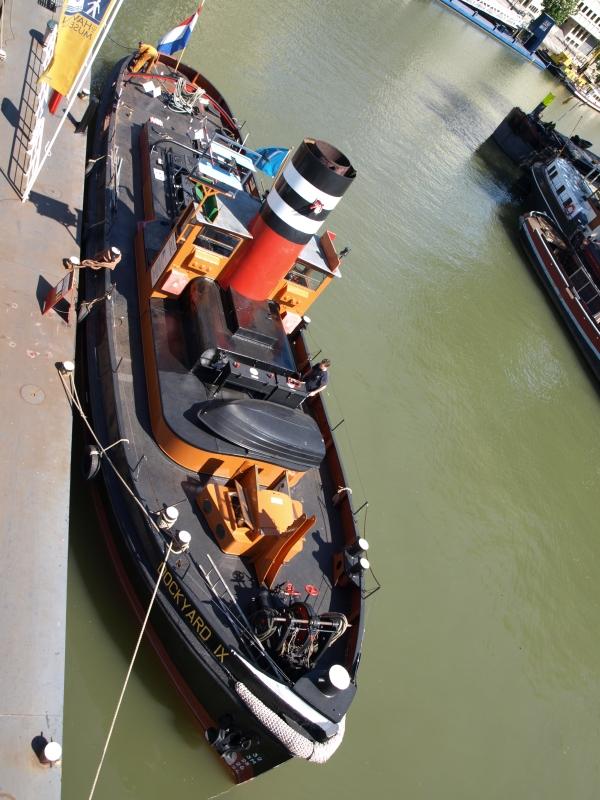 2008 Dockyard in de Leuvehaven
