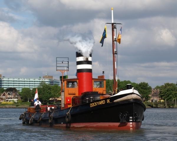 Dockyard IX