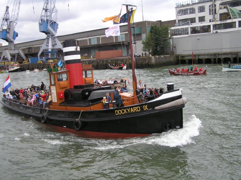 2008 Wereldhavendagen Rotterdam
