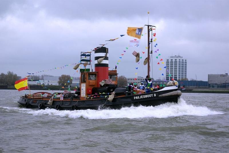 2008 Intocht Rotterdam