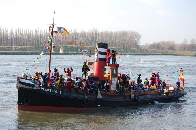 2010 Intocht Hoogvliet