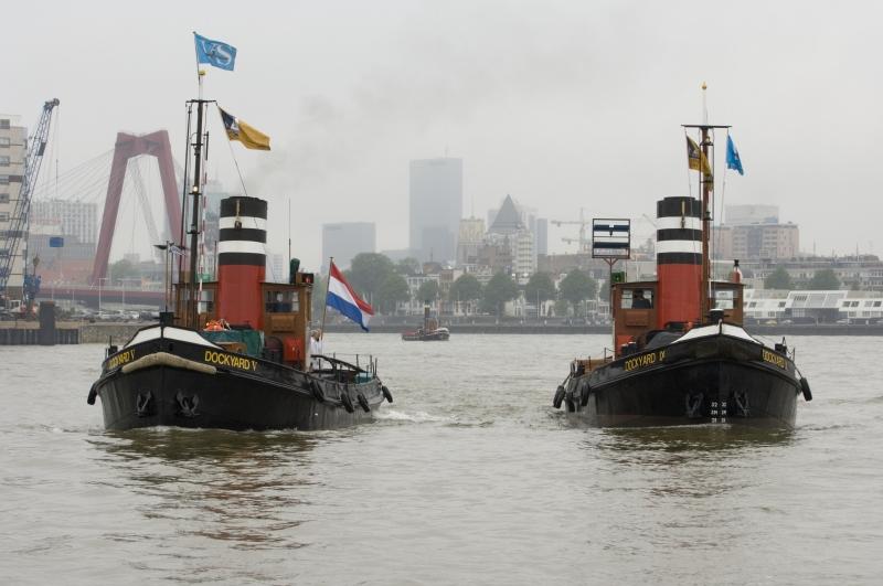 2005 Dockyard IX en V
